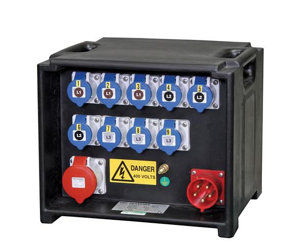 South Coast Generators Distribution Box MD12
