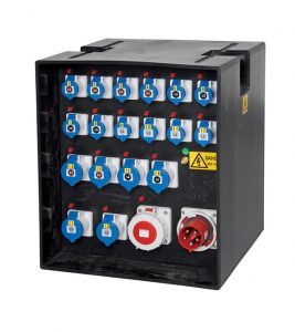South Coast Generators Distribution Box MD2