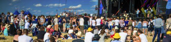 Festival requiring a generator